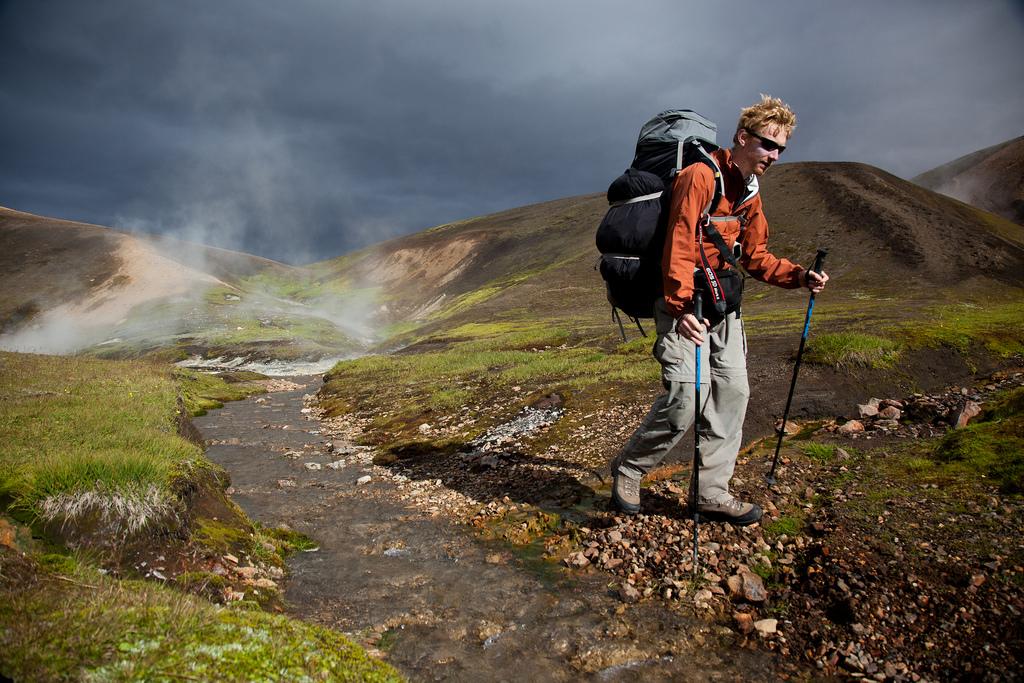 Вулканические пейзажи