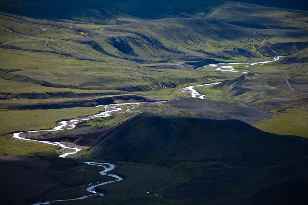 Исток реки Маркарфльоут