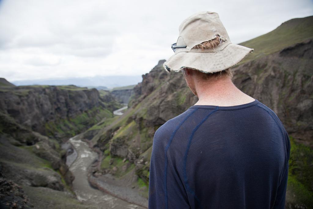 Просмотр каньона
