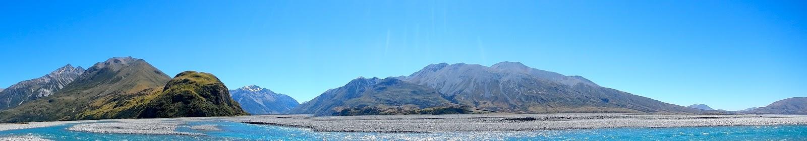 Панорама: Новая Зеландия