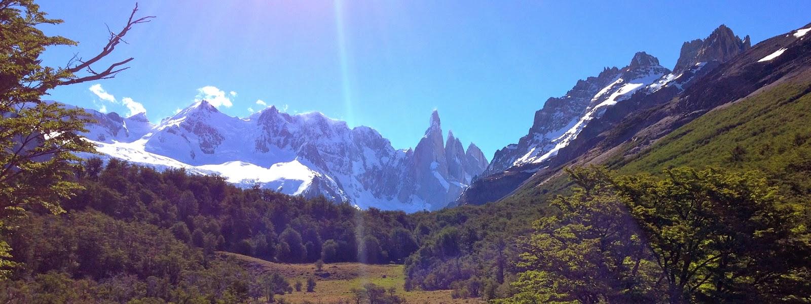 Гора Серро-Торре