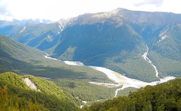 Река Ландсборо