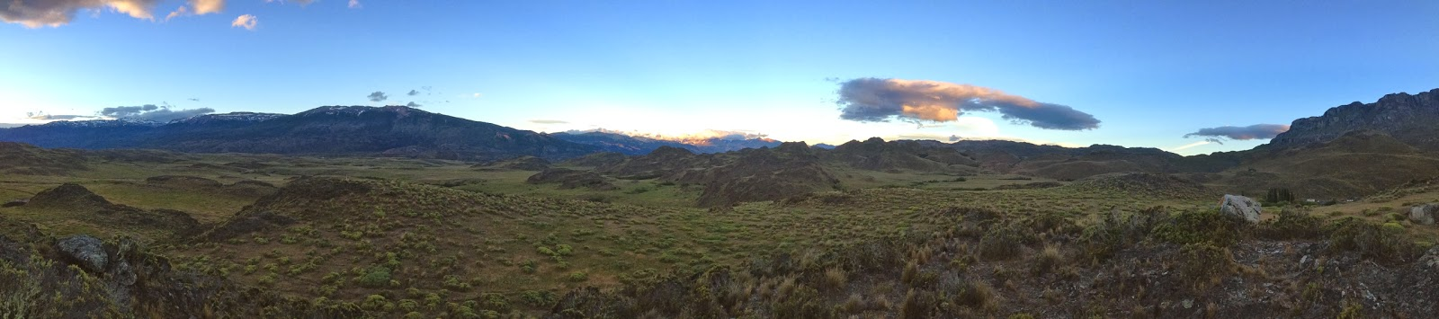 Долина Чакабуко
