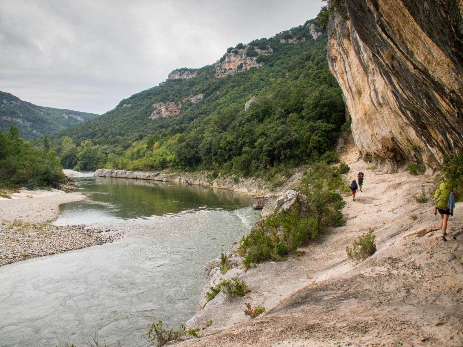 Пейзажи Франции