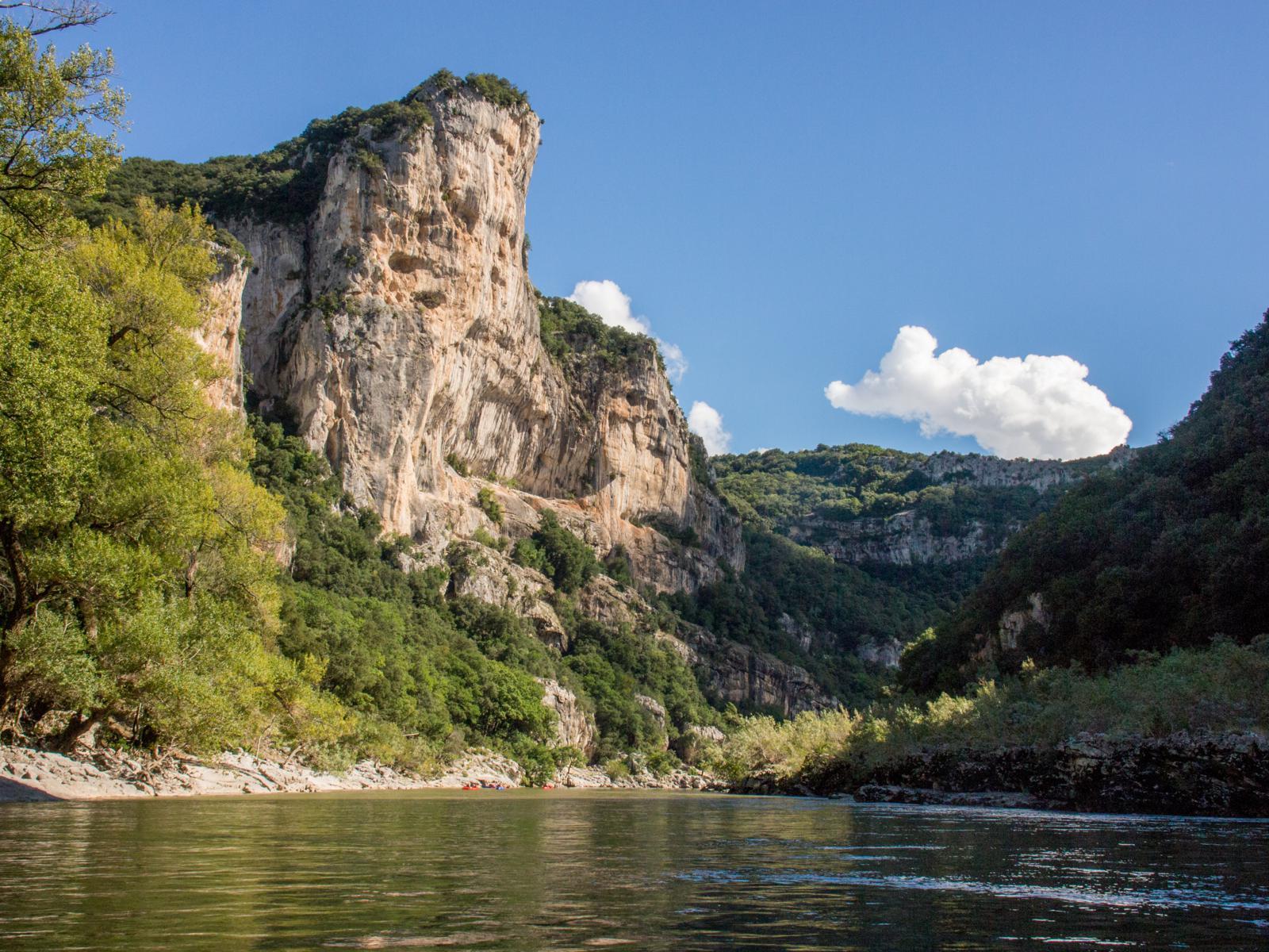Река Ардеш